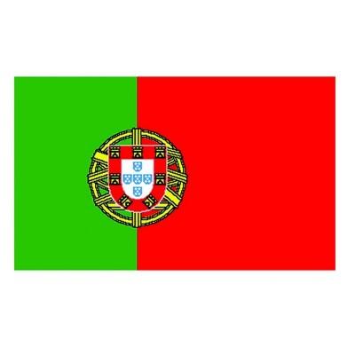 Vlajka Portugalsko 150 x 90 cm