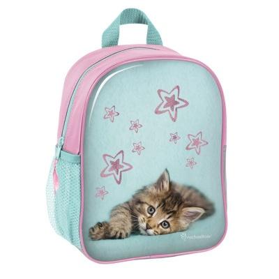 Baťůžek - Kočka