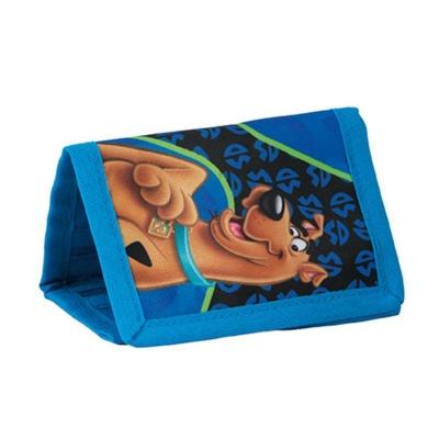 Textilní peněženka se šňůrkou na krk Scooby-Doo
