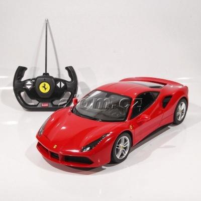 RC model Ferrari 488 GTB auto na dálkové ovládání 1:14