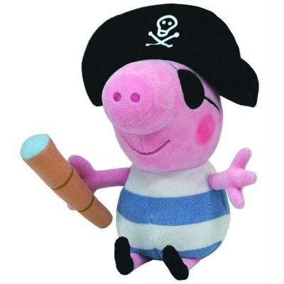 PEPPA PIG - plyšový George pirát 25 cm