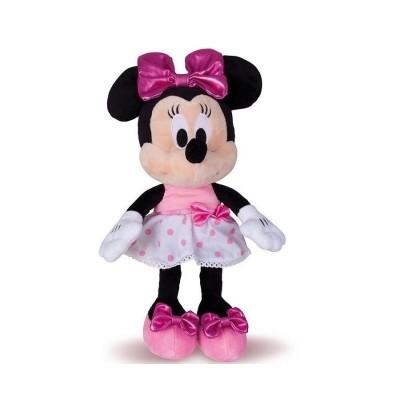 Plyšová Minnie Rázná závodnice - se zvukem - Disney