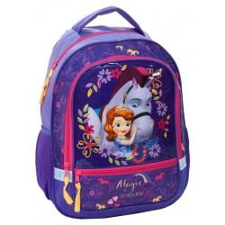 Školní batoh dvoukomorový Sofie první