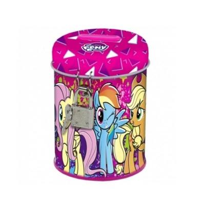 Kovová pokladnička kasička My Little Pony