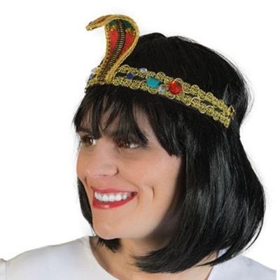 Egyptská koruna faraon - čelenka