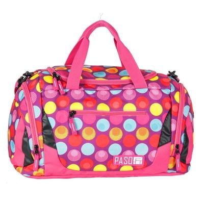 Sportovní cestovní taška Unique Pink Spot