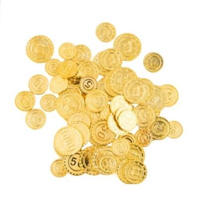 Zlaté mince - 65 ks