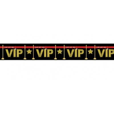 Dekorační páska - VIP - 610cm