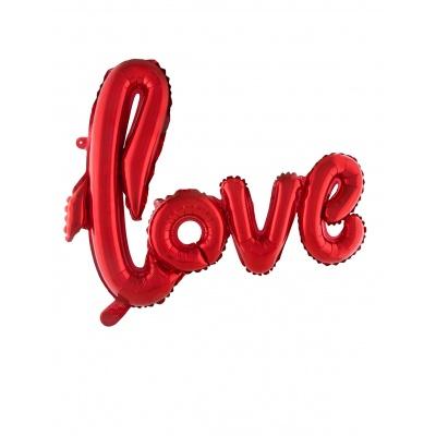 Foliový balónek Love 100 cm