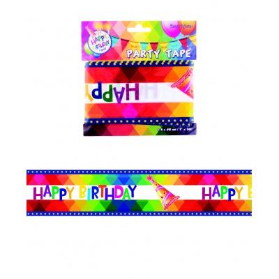 Dekorační páska - narozeniny 6m