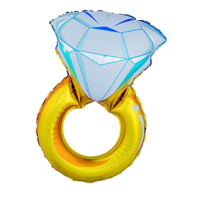 Foliový balónek - prsten