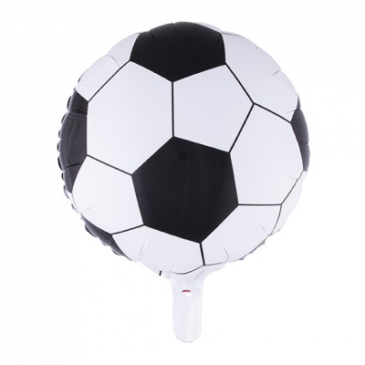 Foliový balónek - fotbalový míč 46cm