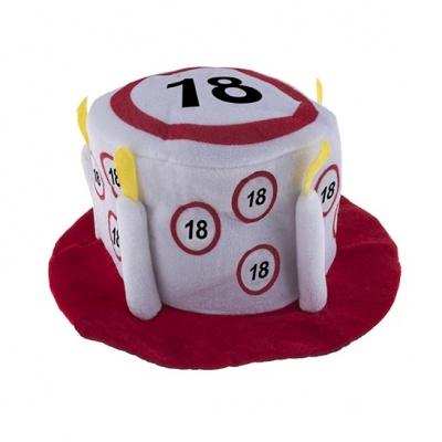 Narozeninový klobouk - číslo 18