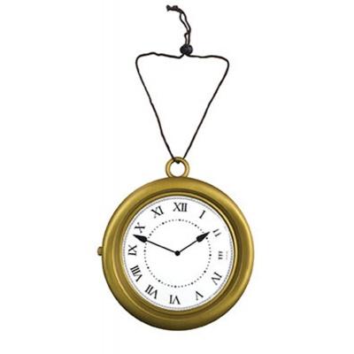Přívěšek steampunk velké hodiny - 20cm