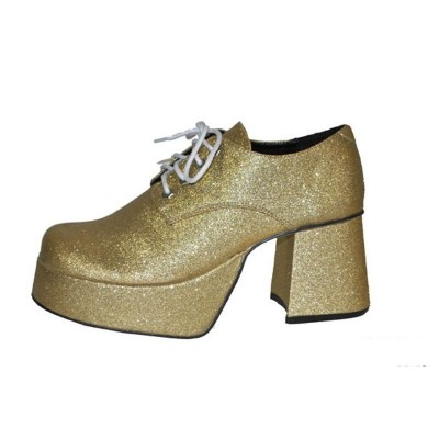 Boty retro zlaté